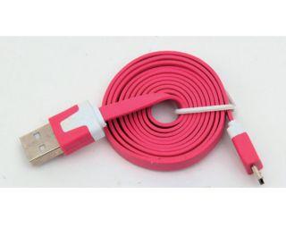 Câble USB vers fiche MICRO-USB - Longueur 1m