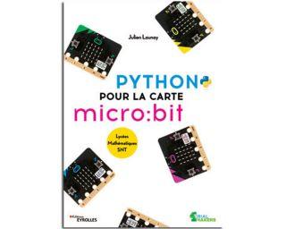 Livre Python pour la carte micro:bit