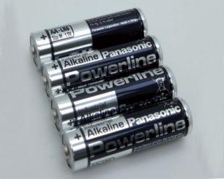 PILE-R6A-4 Pack de 4 piles alcalines 1V5 R6