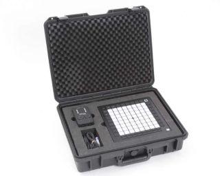 Malette rigide avec mousse usinée pour pack audio Launchpad Pro MK3