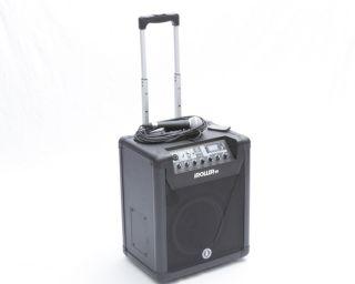 WRA-ENCM-01-enceinte-mobile-IROLLER10-avec-micro-filaire-vue-de-face