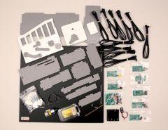 Maquette motorisée programmable Portail 1 Battant - version kit