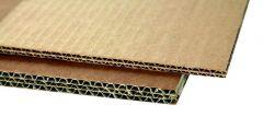CART-PLAQ-DC Plaques carton double cannelure 800 x 1000 mm