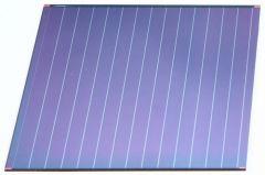 CELSA-14-096-096 Cellule solaire Si amorphe - 96x96mm, 14 bdes, 1,8mm 42mA/7,3V@1kW/m²