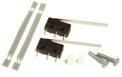 K-MR-MICRORUP Pack 2 microrupteurs + accessoires pour MiniRobot - [AXE122]