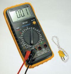 MULTI-PRO Multimètre digital pro avec sonde température