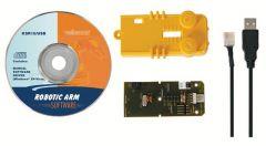 Interface USB pour bras robotique