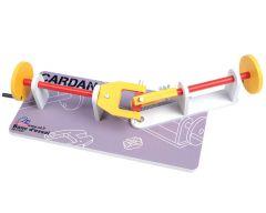 BE-CARD Banc d'essai cardan livré en kit