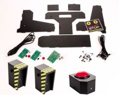 Maquette Porte d'arrivée Chrono Stop – en kit (