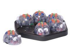 Pack de 6 robots Blue-Bot avec station d'accueil