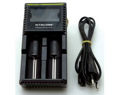 Chargeur pile lithium / Nimh / AA, AAA, 18650 et 14500