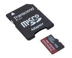 Carte micro SDHC avec adaptateur SD 16Go Class 10