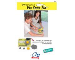 Dossier Banc d'Essais Vis sans fin