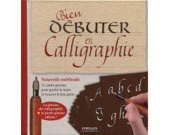 Livre bien débuter en caligraphie