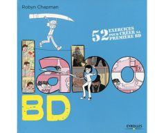 Livre Labo BD 52 exercices pour créer sa première BD