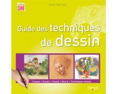 Livre guide des techniques de dessin
