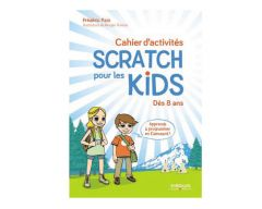 Livre Scratch pour les kids - Cahier d'activité