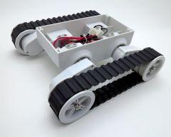 """Plateforme Robot à chenille """"Rover S"""""""