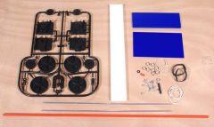 Lot de 10 kits Char à Voile avec 10 grappes PropulsO noires