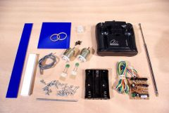 Kit individuel Option Radiocommande pour Char à Voile