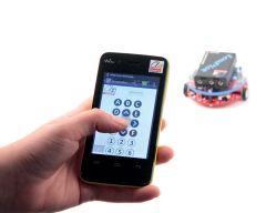 Logiciel Loupiot MicroPisteV2 pour tablettes, avec Loupiot Bluetooth