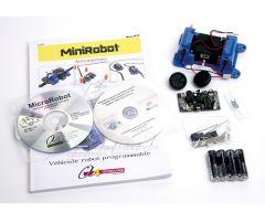 Pack de démarrage MiniRobot câble de programmation port USB