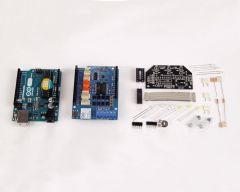 Option de suivi de ligne Arduino pour Robékan