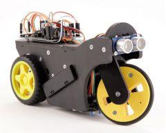 Base Robotique RoBékan Montée