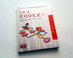 Livre 1, 2, 3… Codez!
