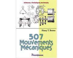 Livre 507 mouvements mécaniques