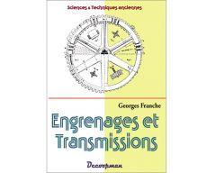 Livre Engrenages et transmissions