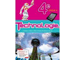 Bimanuel Technologie 4ème (2017) Manuel élève