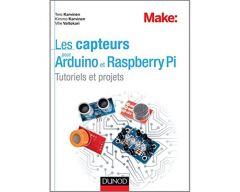 Livre Les capteurs pour Arduino et Raspberry Pi