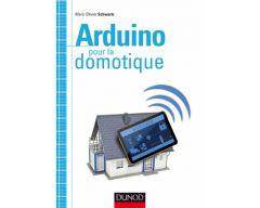Livre Arduino pour la domotique