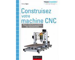 Livre Construisez votre machine CNC