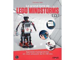 Livre le grand livre de Lego Mindstorms EV3