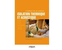 Livre Isolation thermique et acoustique