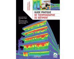 Livre Guide pratique de thermographie du bâtiment