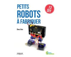 Livre - Petits robots à fabriquer