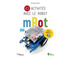 Livre 36 activités avec le robot mBot - Makeblock