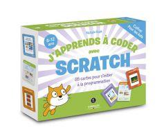 Coffret J'apprends à coder avec Scratch en 85 cartes