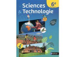 Sciences et Technologie 6e - Livre de l'élève