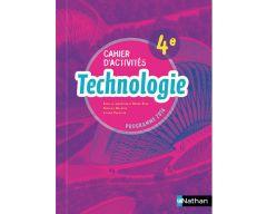 Technologie 4e - 2017 - Livre de l'élève