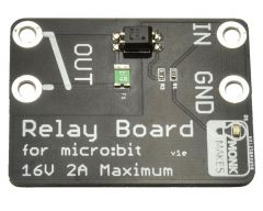 Relais basse tension micro:bit (solid state)