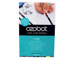 Pochette D'Ozocodes adhésifs pour Ozobot