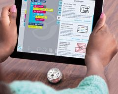 Ressource numérique pour tablette - OZOBLOCKLY - Avec OzoBot Bit 2.0