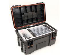 Pack 6 tablettes graphiques Huion Kamvas13 avec mallette de rangement