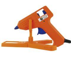 Pistolet à colle thermofusible D 7mm avec support