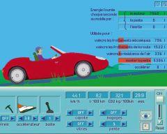 Simulation R-Image - Moteur