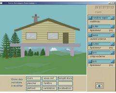Pack de simulation R-Home Pertes thermiques